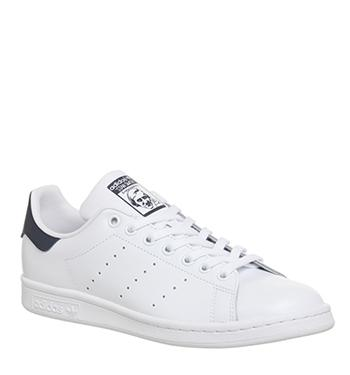white adidas shoes